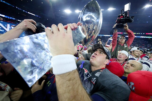 Images from Super Bowl LI