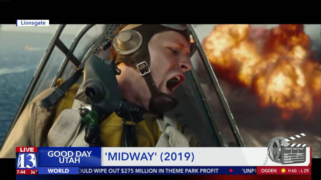 Rich's Reviews: 'Midway,' 'Doctor Sleep' and 'Last Christmas'