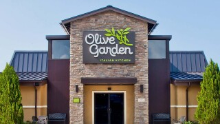 You can get 2 meals at Olive Garden for $12.99