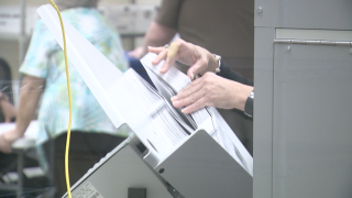 Record-breaking voter turnout expected