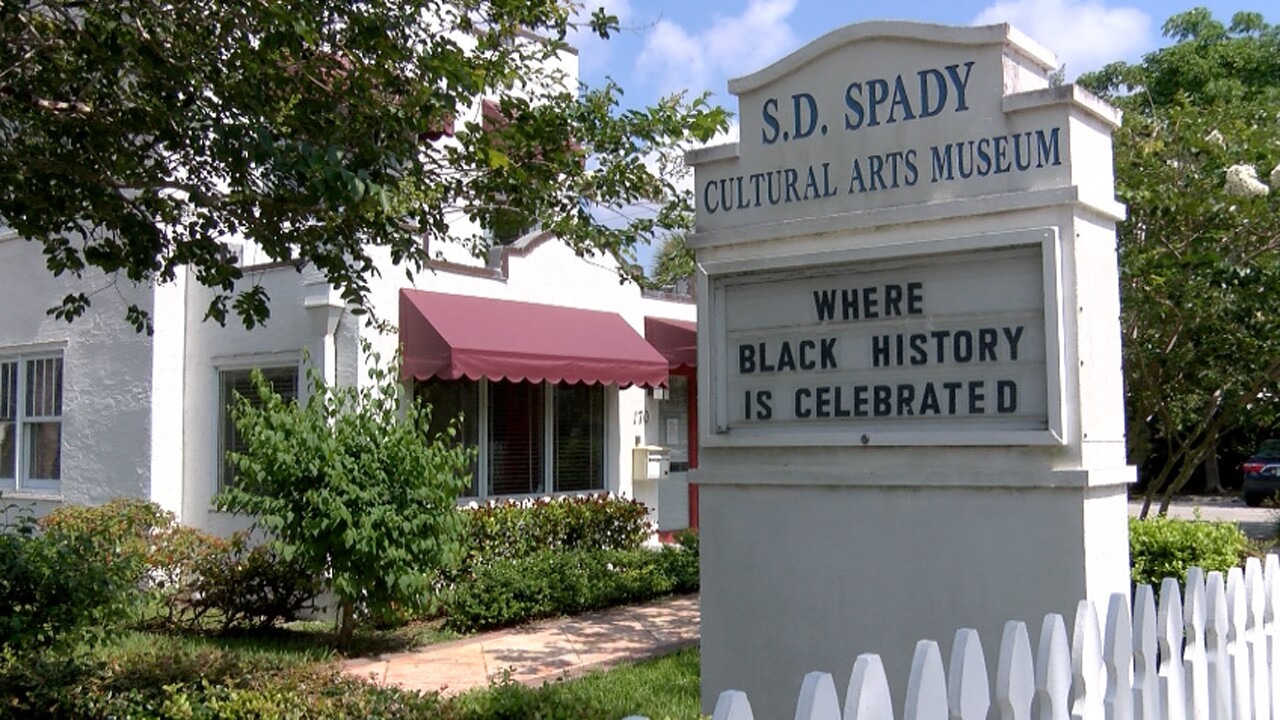 Spady Cultural Heritage Museum in Delray Beach