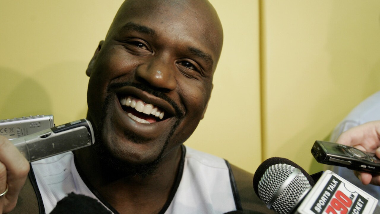 The Big Social Distancer: Shaq makes appearance in Arizona HS PSA