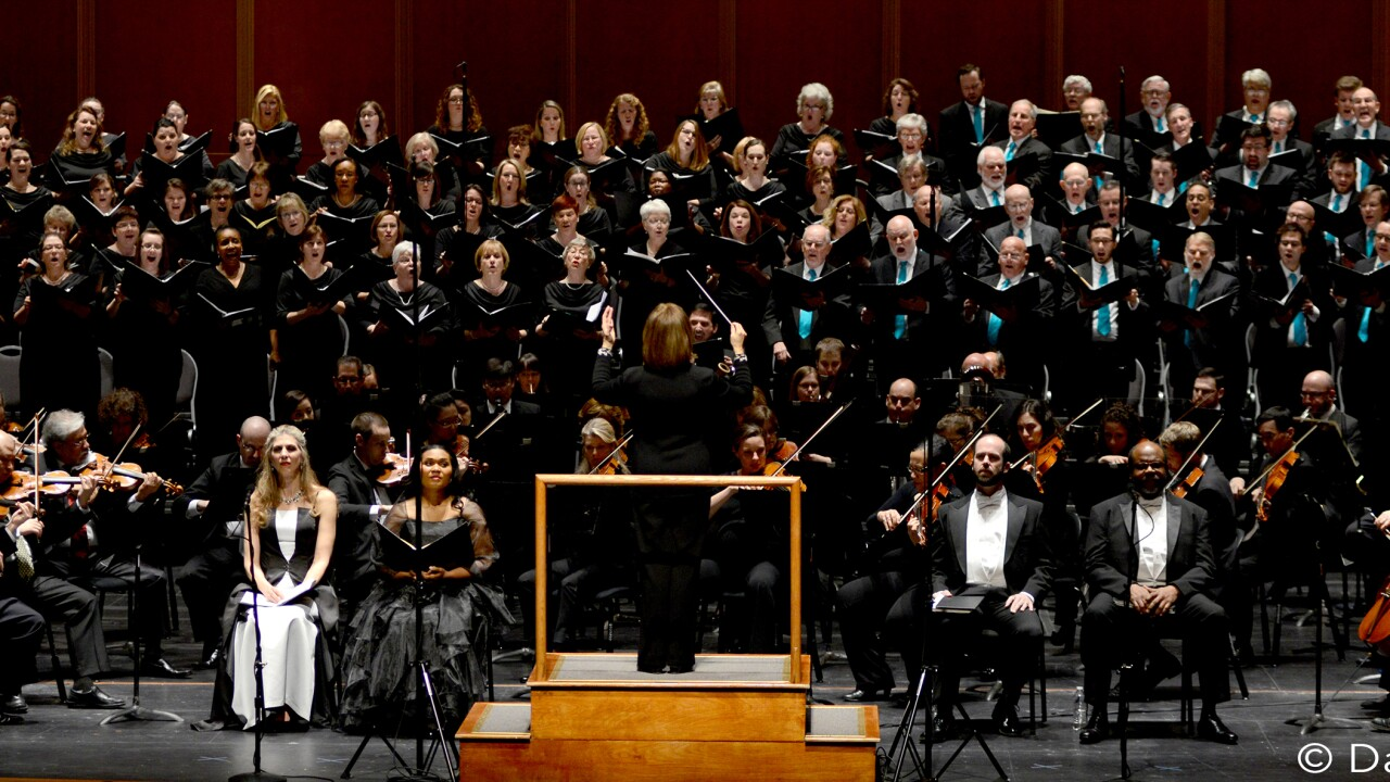 Win a 4 pack of tickets to see the Virginia Symphony Orchestra perform Handel's Messiah