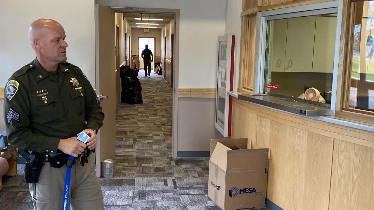 MHP Boulder Entrance