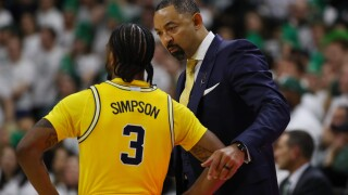 Juwan Howard addresses report of Zavier Simpson's car crash