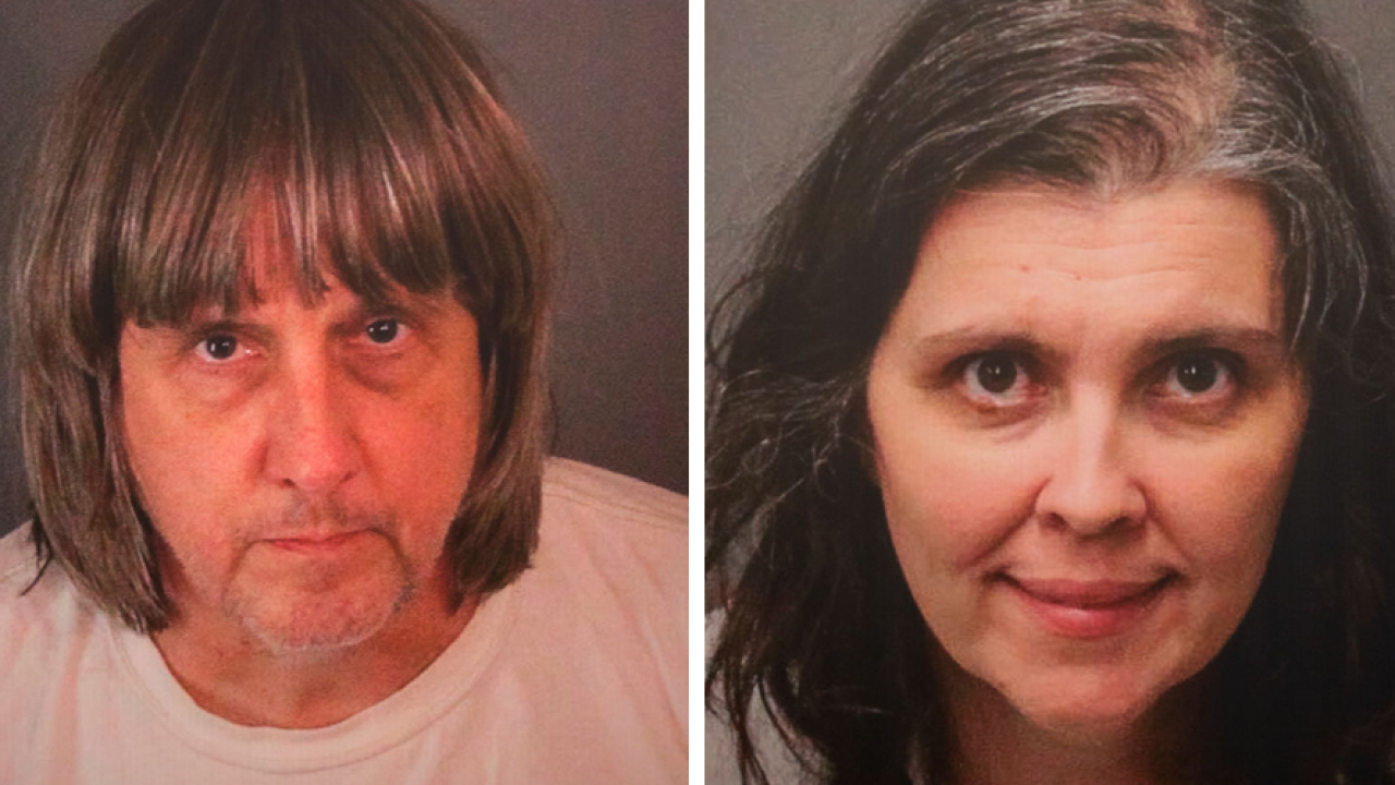 Couple accused of torturing 12 kids pleads guilty, could spend life in prison