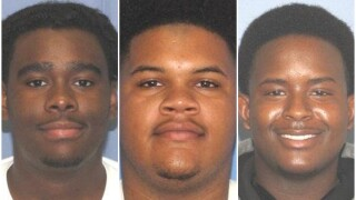 PD: Trio accused of shooting people with pellet guns in Oakley, Hyde Park