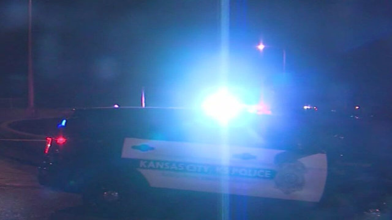 Police investigate homicide on KCK bridge