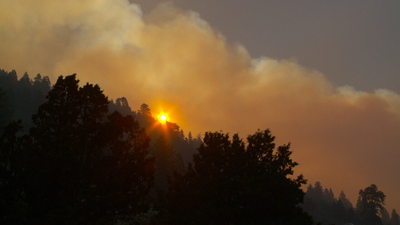 Judge won't toss case against man accused of sparking massive southern Utah wildfire