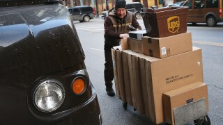 UPS to hire up to 95,000 seasonal workers