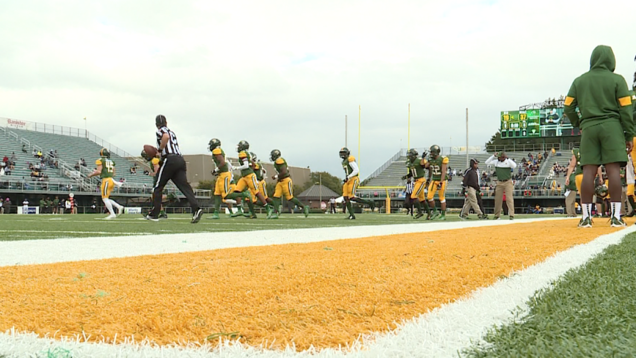 Norfolk State football suffers fourth straight loss