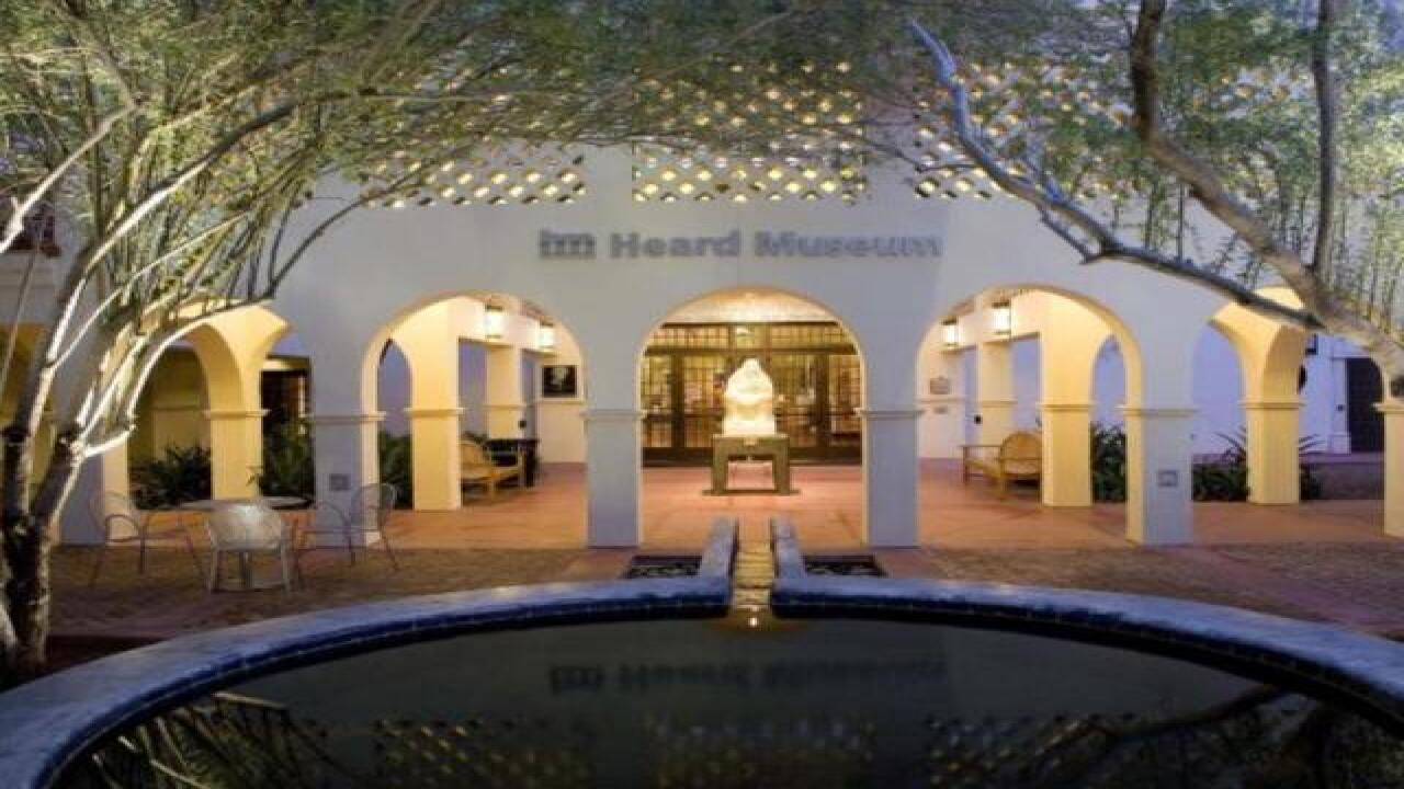 NICE! Get into 35 AZ museums FREE this weekend