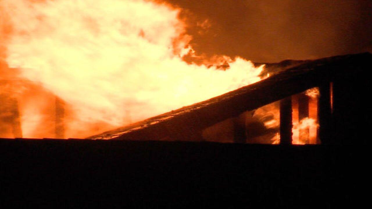 PHOTOS: Dakota Ridge Apartments fire