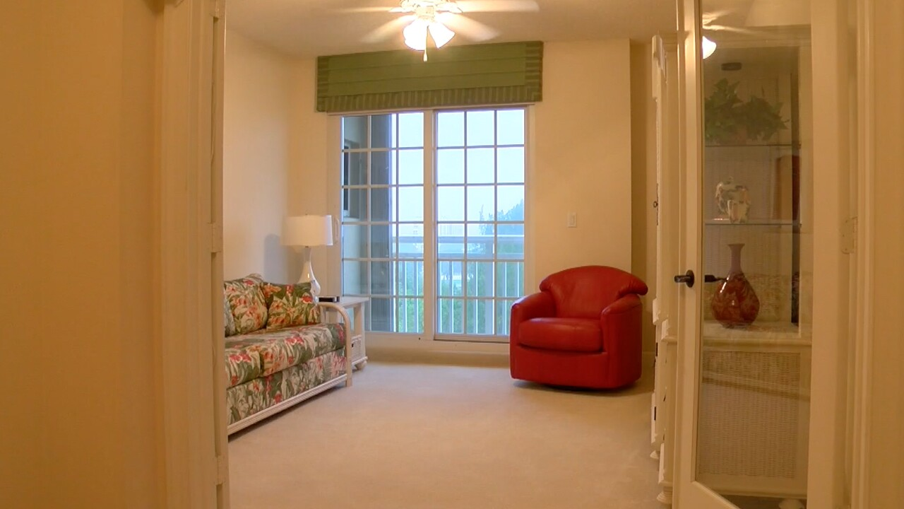 Vacation rental on North Hutchinson Island