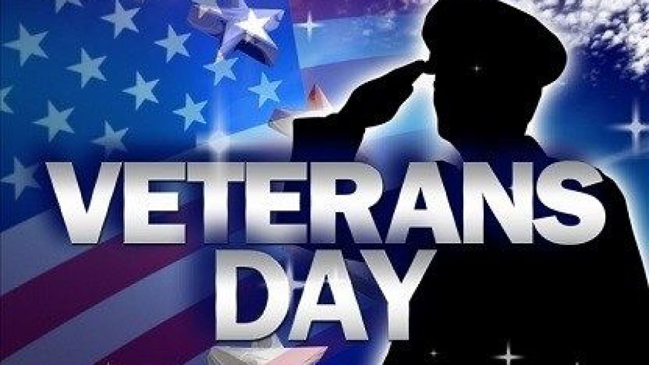Killeen to be named regional site for Veterans Day parade