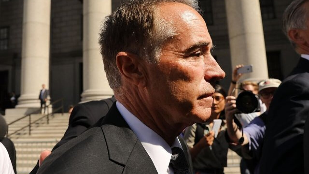 New York Rep. Chris Collins suspends reelection campaign following insider trading charges