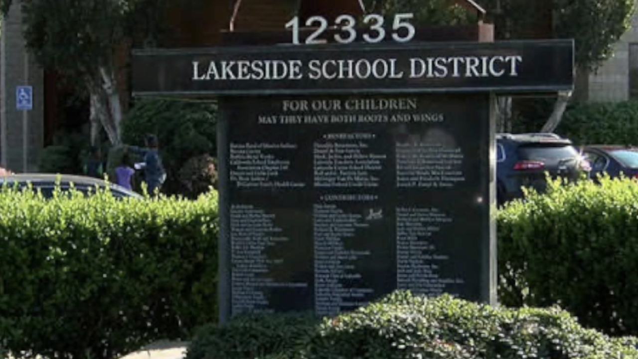 School district in Lakeside adds 'social emotional' component to distance learning