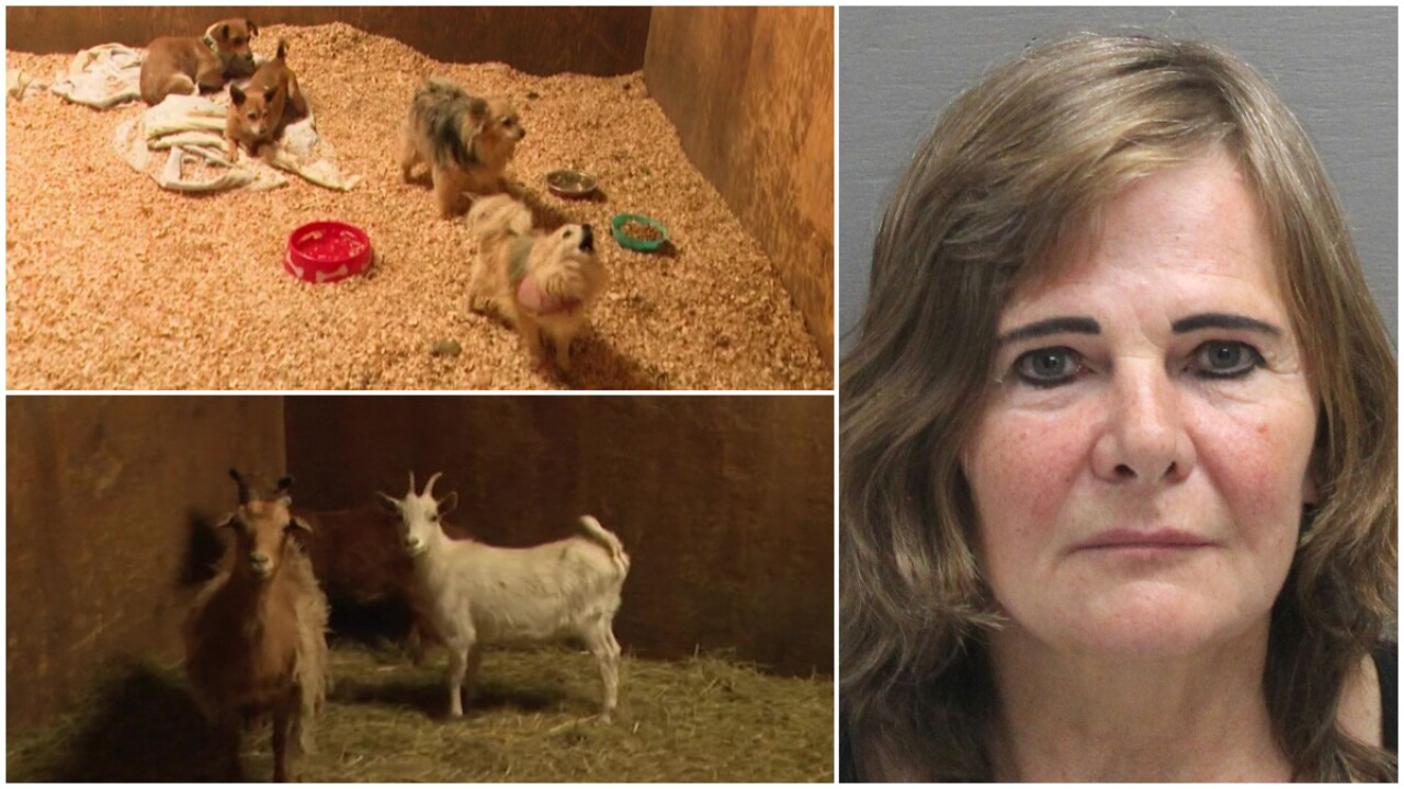 County continues caring for animals seized from Polejewski