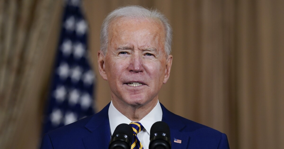 Biden says he's open to changing who gets stimulus checks, dropping minimum wage hike