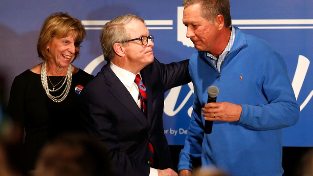 ABC News calls governor race for DeWine