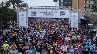 Rock 'N' Roll Marathon Arizona: See road closures throughout Phoenix, Tempe