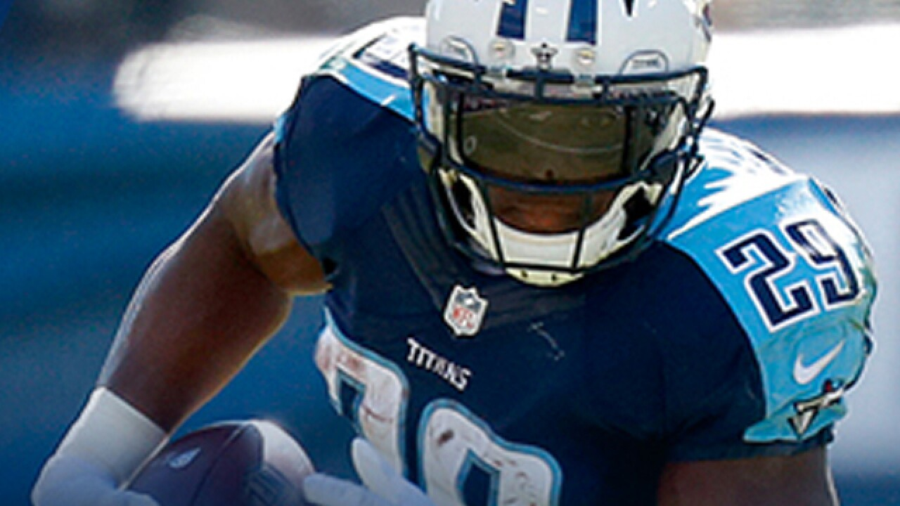 Titans Won't Have Demarco Murray For Regular-Season Finale