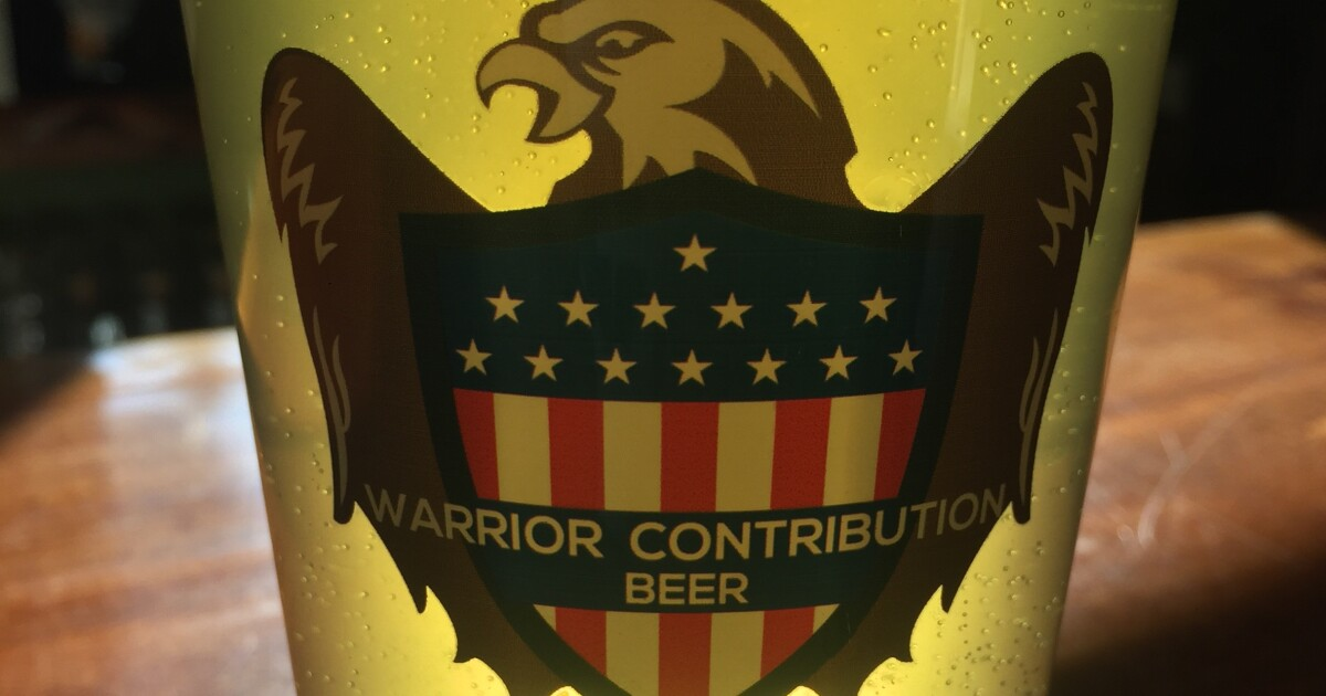 SD brewers create beer to benefit vets, responders with PTSD