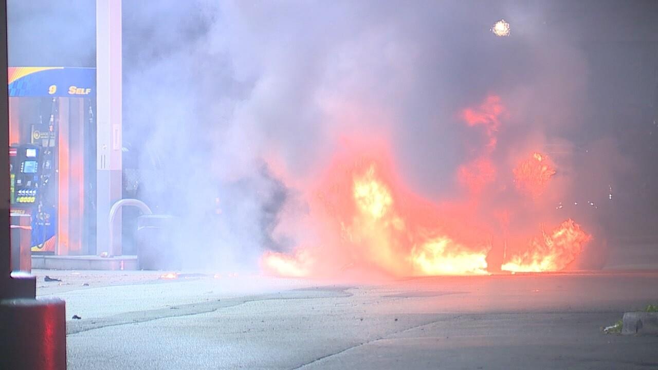 E55 gas station car fire 1.jpg