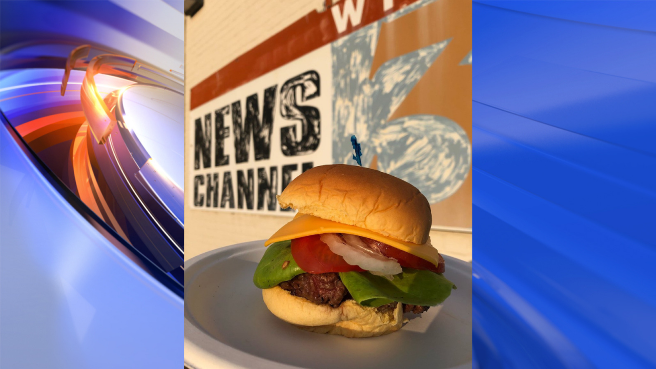 National Burger Day: Chef Patrick makes a burger that's sure to get mouthswatering