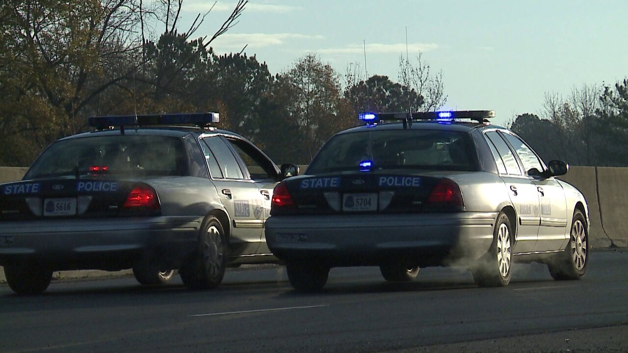 Here's why you will see more troopers on area highways this week