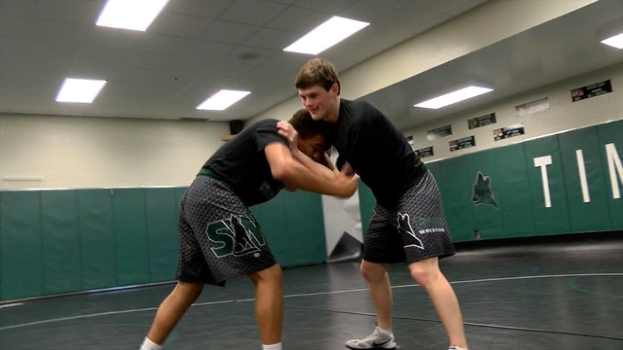 BVSW Wrestler Cordel Duhart Shines