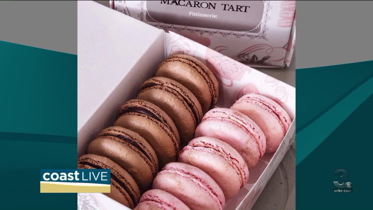 New spots to delight in macarons on CoastLive