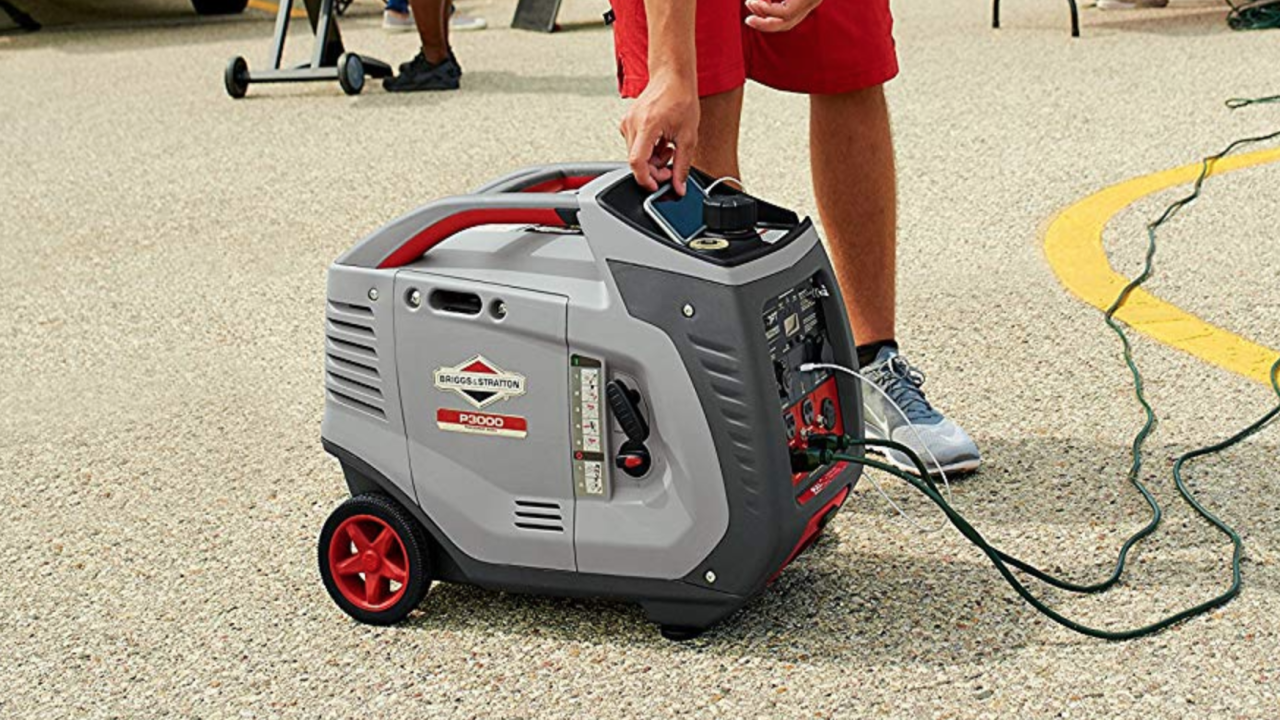 The top 5 portable generators on the market