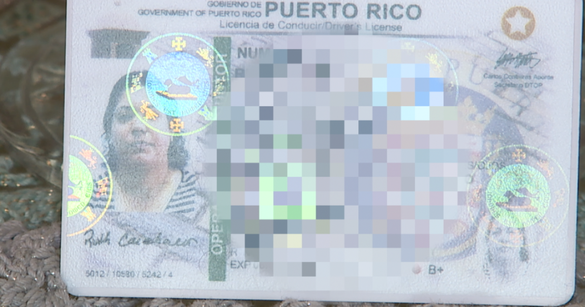 Boulder woman upset after Circle K rejects Puerto Rican driver's license