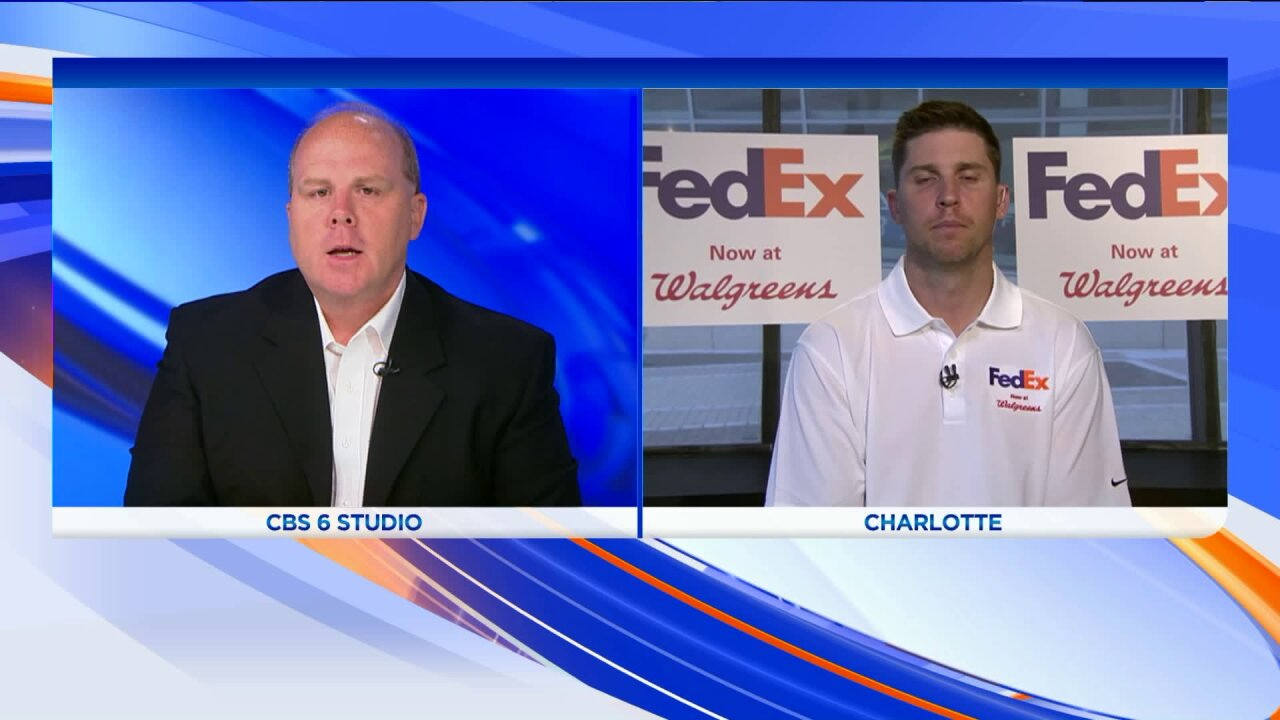 One-on-One with Denny Hamlin