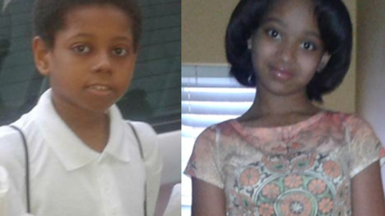 Detroit police locate missing brother and sister