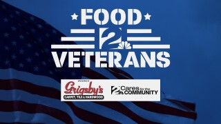 GRAPHIC: Food 2 Vets