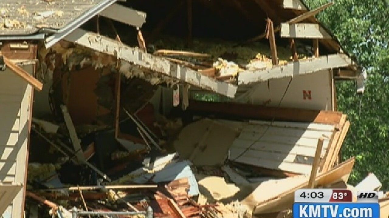 """OFD: Benson House explosion ruled """"accidental"""""""