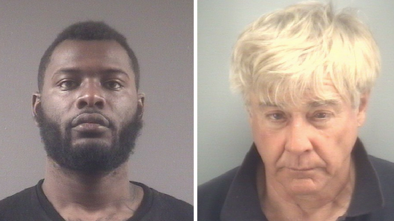 Mug shots from March 2016 arrests in Hampton Roads