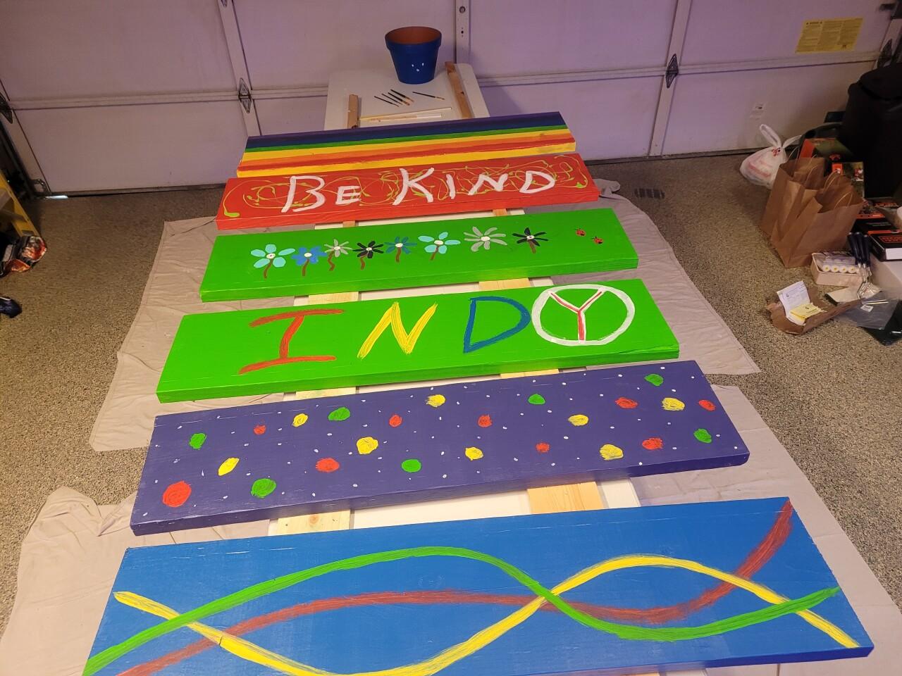 BoA employee - Chanda Weston family raised bed boards painted.jpeg