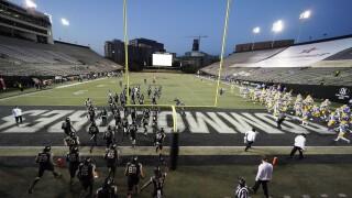 LSU Vanderbilt Football