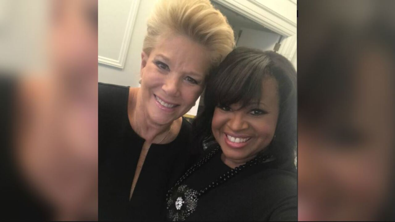 Joan Lunden hopes visit to Richmond will save lives