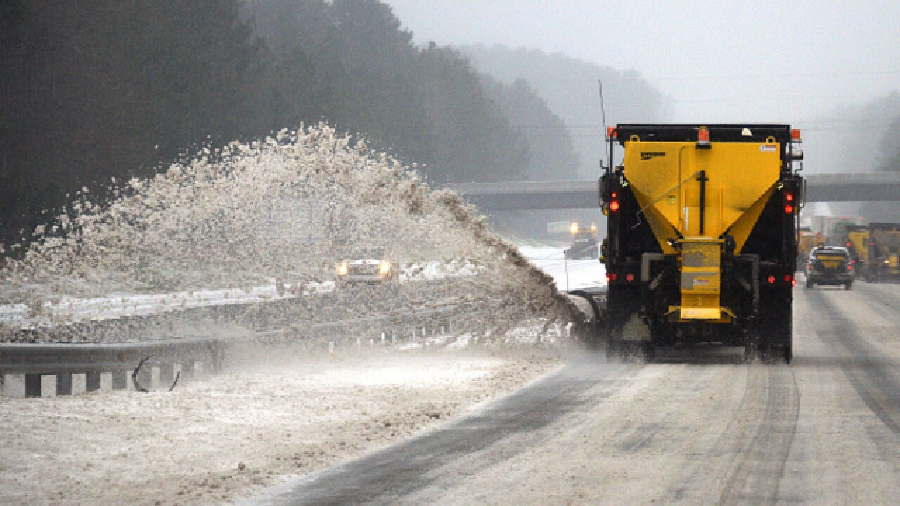 LIVE BLOG: Massive blizzard slams East Coast