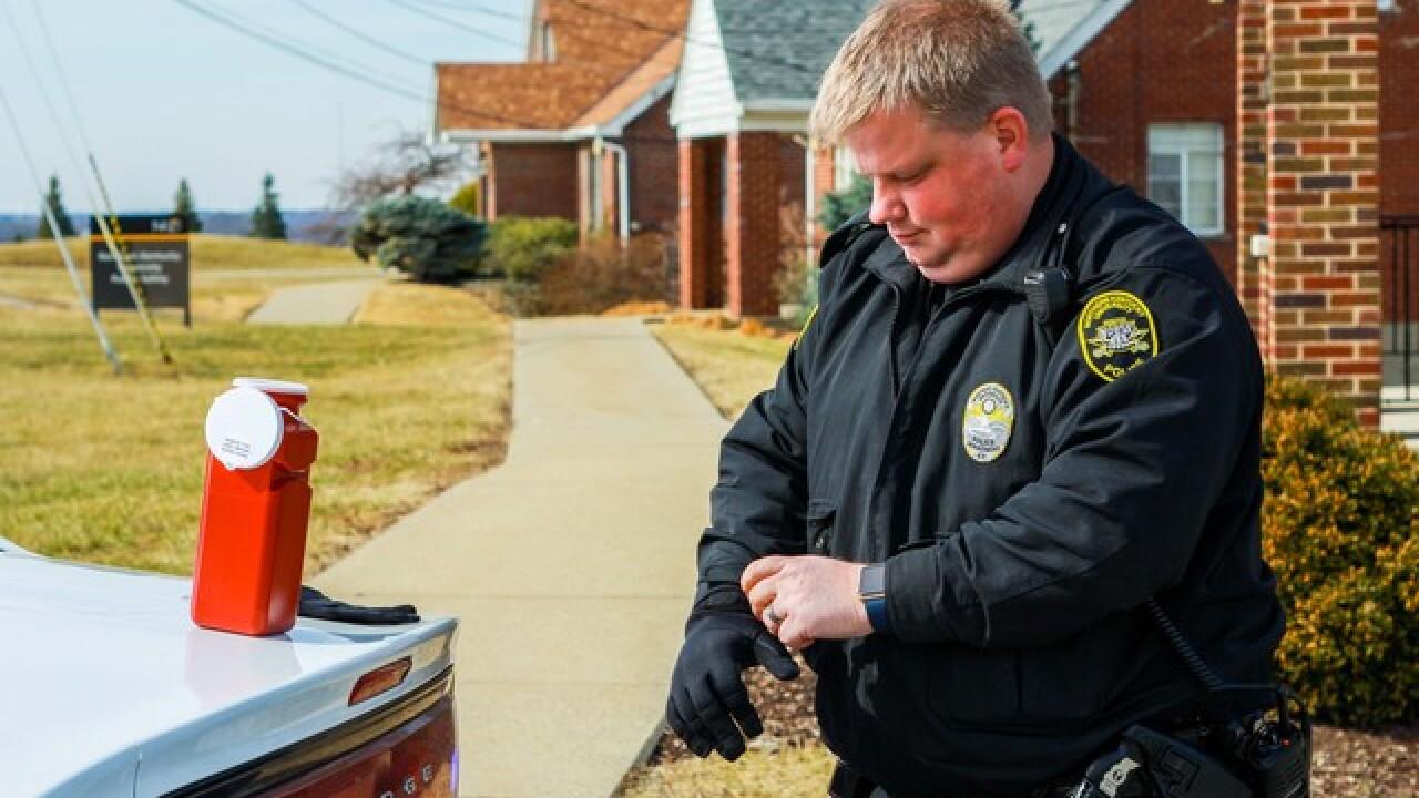 NKU police adding heroin antidote to arsenal