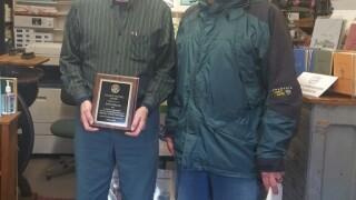 Golden Trowel Award