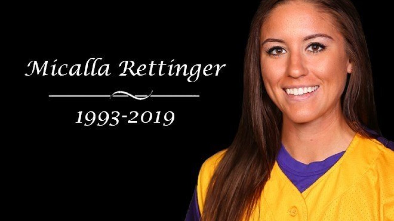 Woman shot and killed on Iowa highway is former University of Northern Iowa softball player