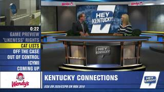 Ryan and Mary Jo on Hey Kentucky! 09-27-19