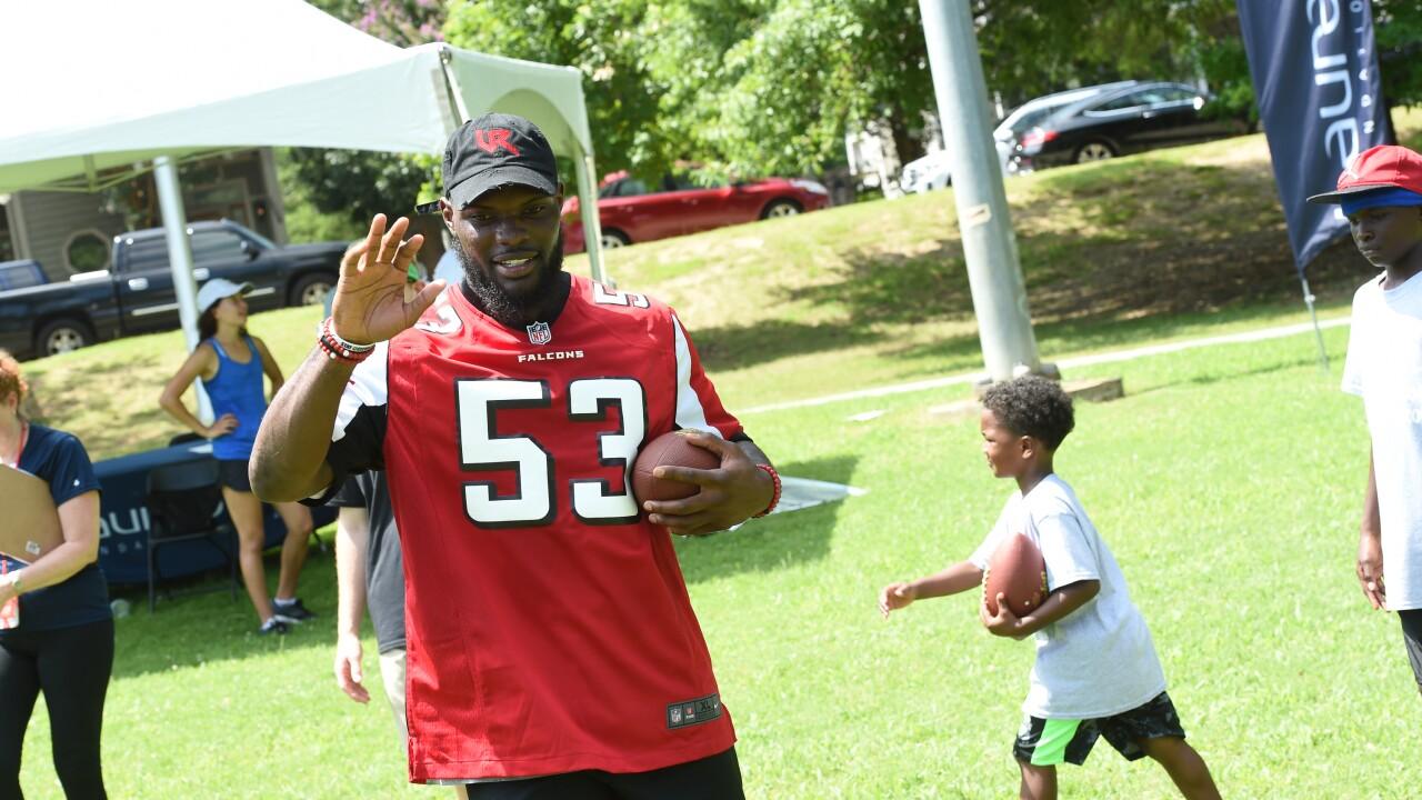 Hometown joy for LaRoy: NFL's Reynolds to host camp in familiar Norfolksetting
