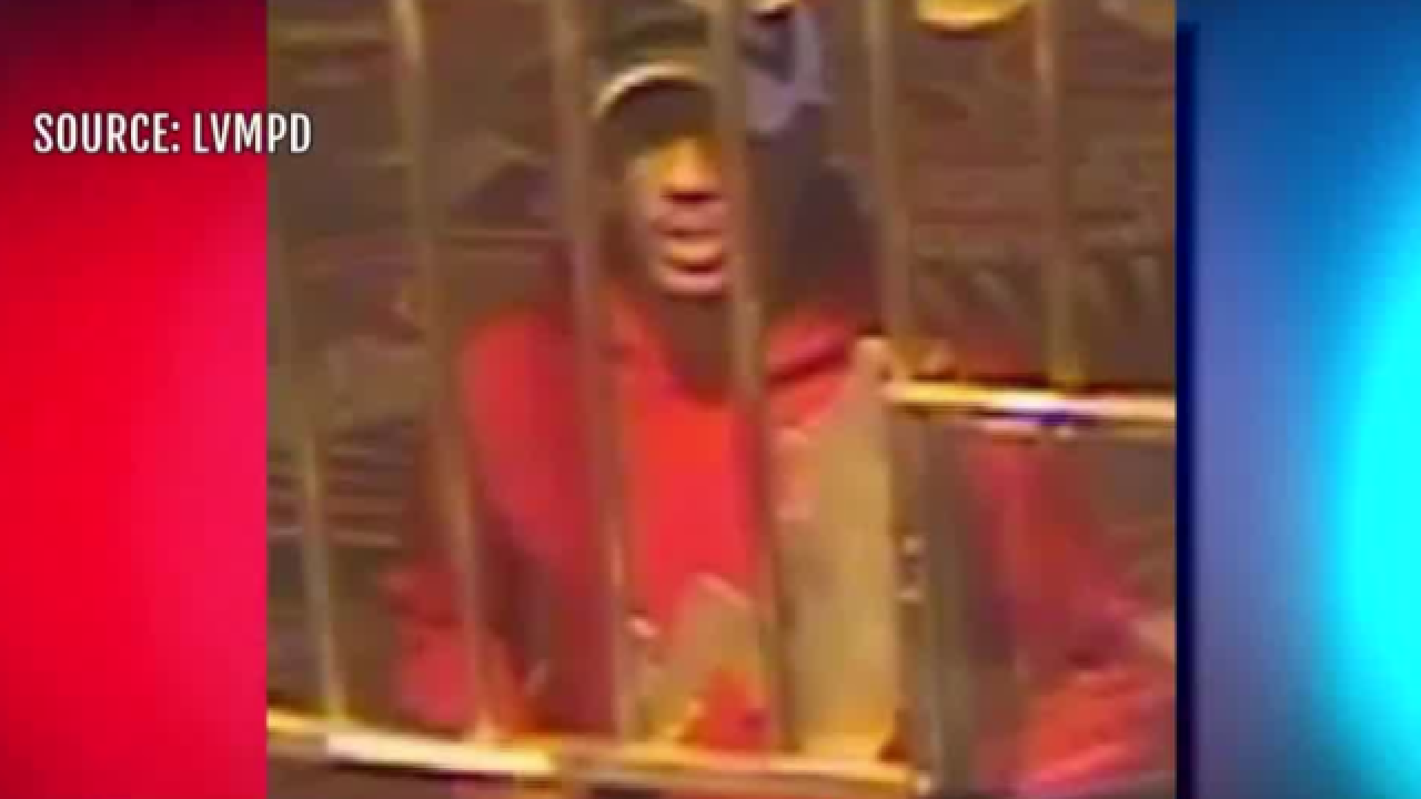 Casino cage robbed at Circus Circus hotel-casino