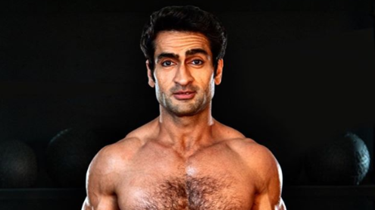 Kumail Nanjiani reveals how he got ridiculously fit for Marvel's 'Eternals'